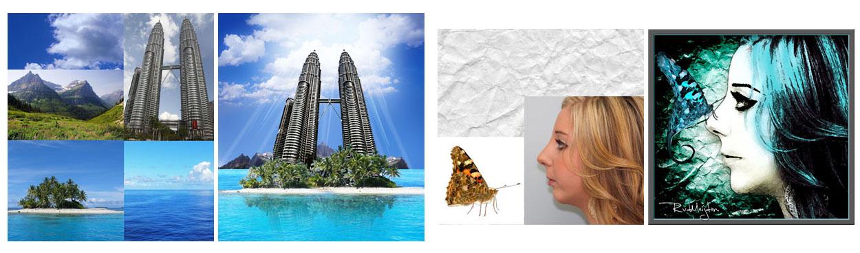 Les 5. Digital Art. Maak van eenvoudige foto's de mooiste kunstwerken.